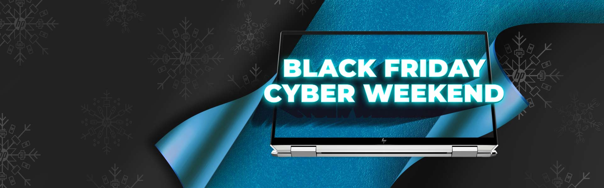 HP Black Friday Cyber Monday