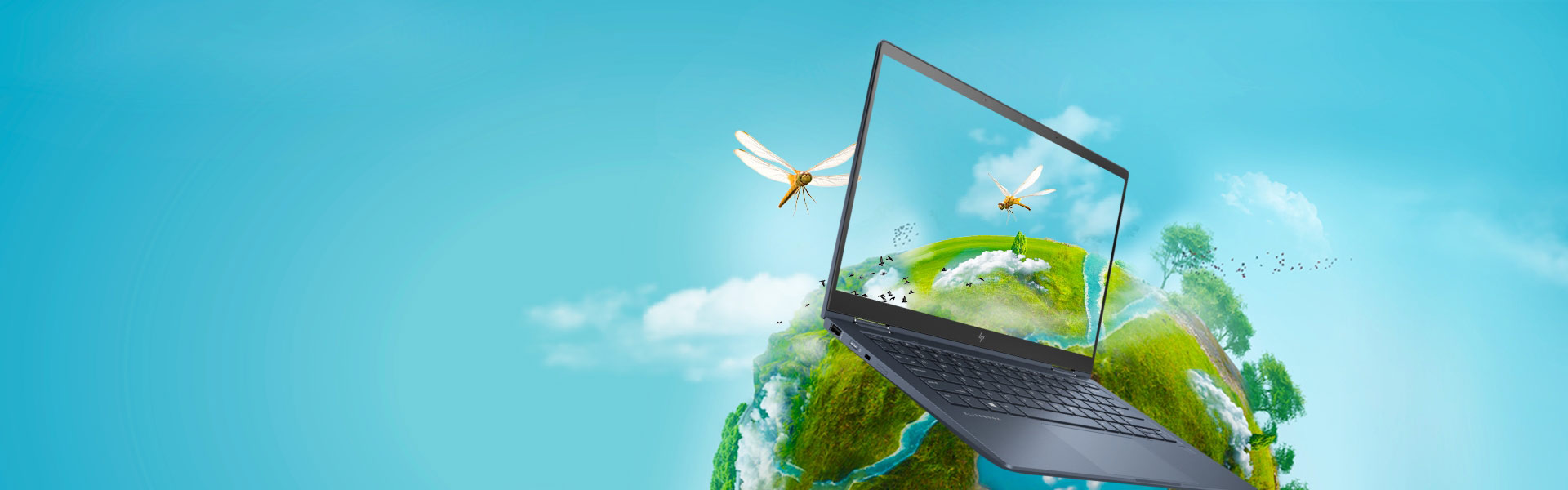 HP Earth Day Contest